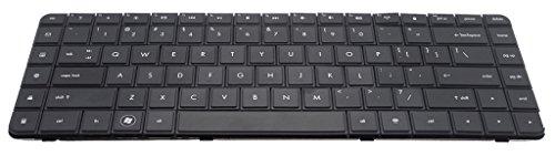 Dosens laptop Keyboard layout Presario