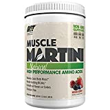 GAT Muscle Martini Natural Mixed Berry 12 16 oz 345 g
