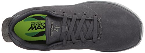 4 Performance Charcoal Go Skechers Walk Women's dtwqxxC0