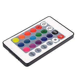 UEETEK-Lampara-de-luz-LED-para-Acuario-Color-de-la-luz-Que-Cambia-bajo-el-Agua-Luces-de-Cristal-LED-sumergibles-con-Control-Remoto-para-Tanque-de-Peces-28cm-Enchufe-de-la-UE
