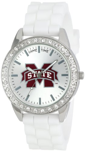 Mississippi State College Bulldogs Watches (Game Time Women's COL-FRO-MSS
