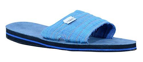 soleRebels - Sandalias de vestir de Piel para hombre azul azul
