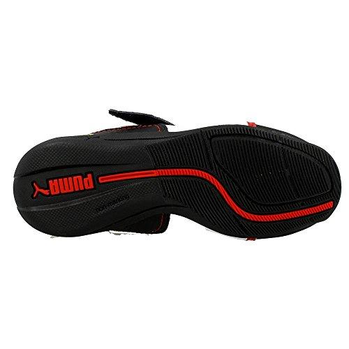 Puma - Drift Cat 6 - 35877601 - Colore: Bianco-Nero-Rosso - Taglia: 32.5