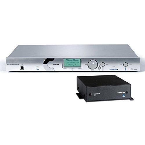 ClearOne Converge Pro VoIP USB Bundle | Professional Audio Conferencing Bundle Converge Pro VH20 VoIP Converge USB 930-151-826 by ClearOne