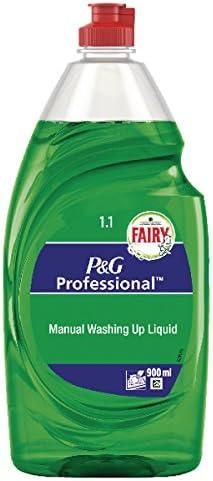 FAIRY - Jabón lavavajillas, 6 Unidades, 900 ml: Amazon.es: Hogar