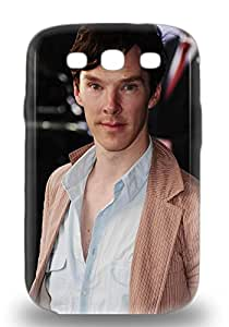 First Class 3D PC Case Cover For Galaxy S3 Dual Protection Cover Benedict Cumberbatch The United Kingdom Male Ben Can T Keep It Inside ( Custom Picture iPhone 6, iPhone 6 PLUS, iPhone 5, iPhone 5S, iPhone 5C, iPhone 4, iPhone 4S,Galaxy S6,Galaxy S5,Galaxy S4,Galaxy S3,Note 3,iPad Mini-Mini 2,iPad Air )