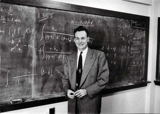 Richard Phillips Feynman