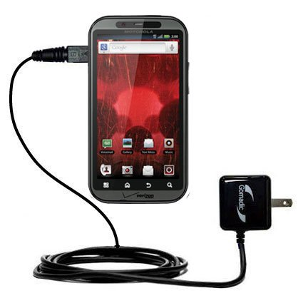 Advanced Rapid Wall AC Charger Compatible with Motorola D...