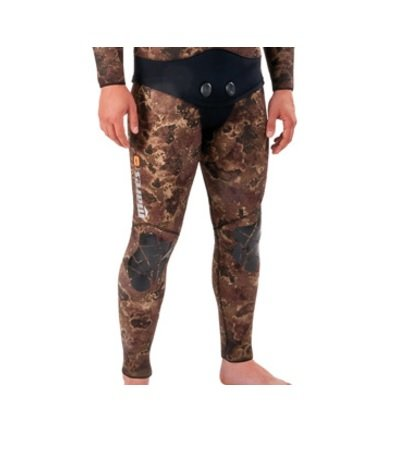 Mares Instinct 5 mm Pants - Camo Brown - S5 by Mares