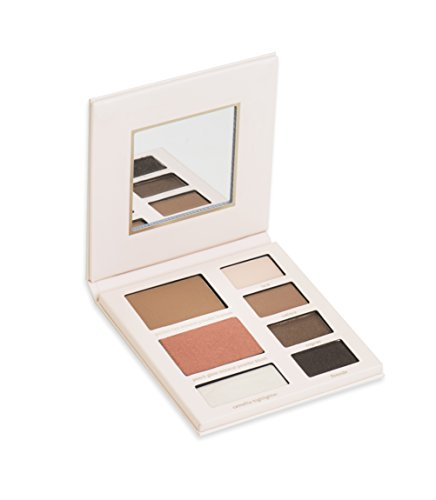 Jouer Ready to Wear Fall Collection Makeup Palette, Warm, 2.9 oz.