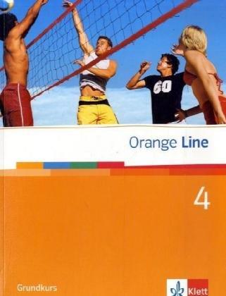 Orange Line / Schülerbuch Teil 4 (4. Lernjahr) Grundkurs