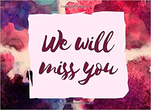 Image result for We'll Miss Them