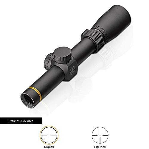 Leupold VX-Freedom 1.5-4 x 20mm Riflescope (Best Optic For C308)