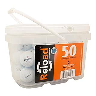 Bridgestone B330RXS Refinished Golf Balls (paquete de 50)