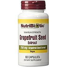 Title: Nutribiotic -Maximum Strength Grapefruit Seed Extract Capsule Caps - 250 Milligrams - 2 Pack(120 Count)