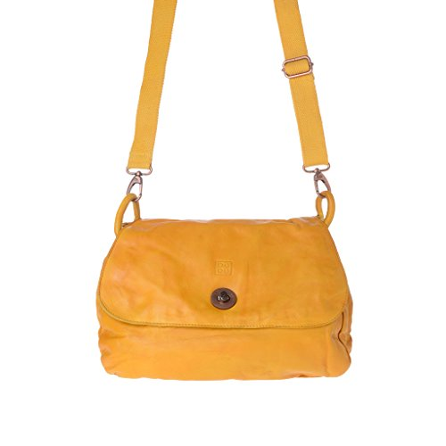 Women's DuDu DuDu Size Shoulder Women's Bag One yellow Yellow 1EUMqofpow