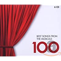 Best Songs From Musicals 100 [Importado]