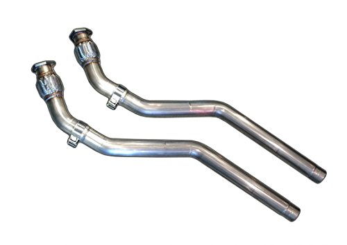 AWE Tuning 3220-11012 Audi RS5 Non-Resonated Downpipe (Rs5 Complete Exhaust System)
