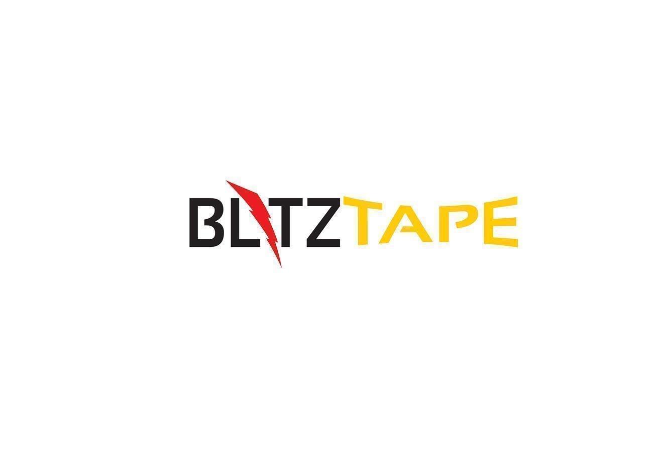 BlitzTape Dichtungsband: Wasserdicht & selbstverschweißend (3m x 25mm) SCHWARZ