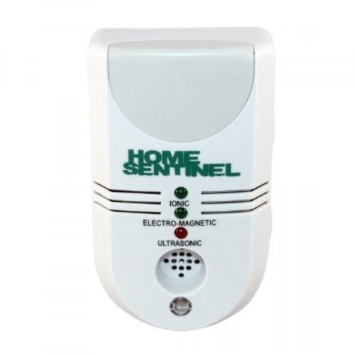 Home Sentinel Indoor Pest Control Repellent, Ultrasonic Electromagnetic Ionizer