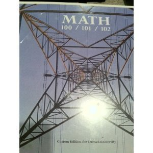 Math 100/101/102 (Custom Edition for Drexel)