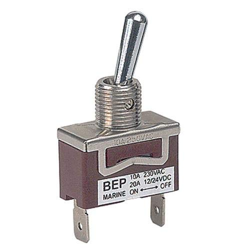 BEP SW-32111, Waterproof Series Accessory - Toggle Switch (Pack of 30 pcs) by BEP