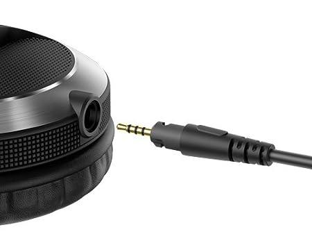 Pioneer Pro DJ Silver HDJ-X7-S Professional DJ Headphone