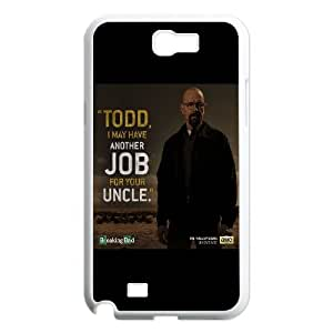 Breaking Bad Walter White protective case cover For Samsung Galaxy Note 2 Case LHSB9655070
