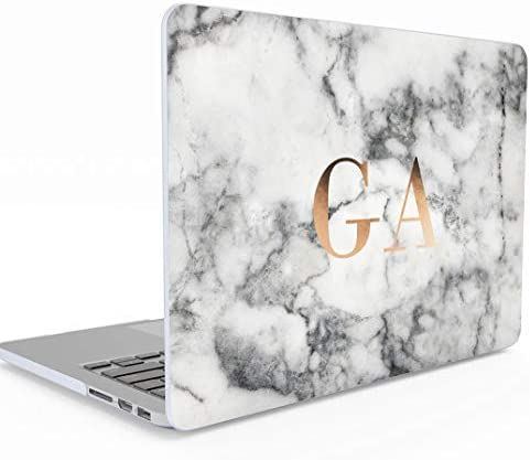 Personalised Initial Customizable MacBook Without