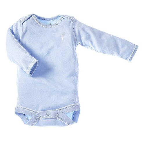 little-pharo-100-extra-long-staple-egyptian-cotton-long-sleeved-bodysuit-blue-size-6-12-months