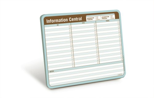 Price comparison product image Knock Knock Paper Mousepad: Information Central (Pack of 2)