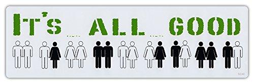its all good sticker - 5