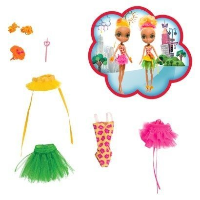 La Dee Da Hula Rock Rowdy Shouty Chic Style Studio Doll Fashion (La Dee Da Doll Clothes)