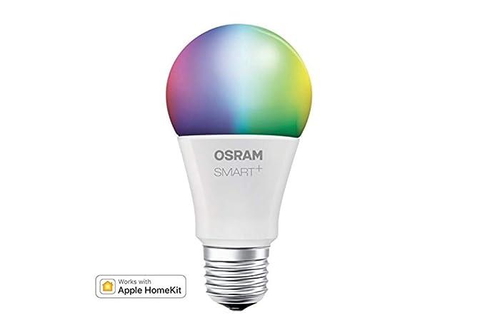 Osram Smart + Apple homekit Classic A RGBW, LED Bombilla En Forma De La Bombilla, ...