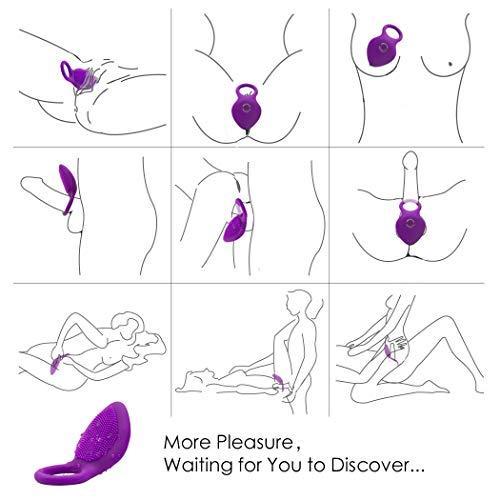 Massager Delay Pê-ňís RḮngs 10 Speeds Male Testicle Víbràtors for Man USB Rechargeable CṎck RḮng Víbràtion Rîńg, Tshirt