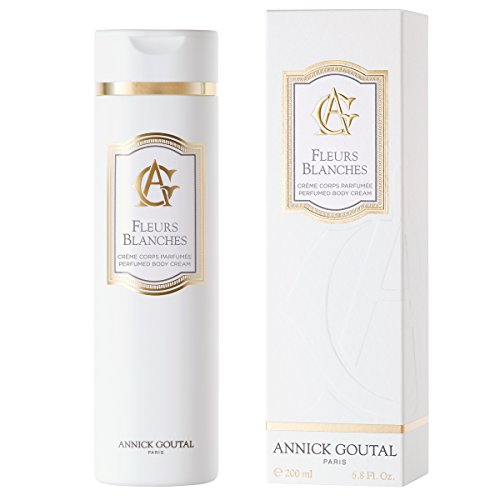Annick Goutal Fleurs Blanches for Women, Body Cream, 6.8 ()