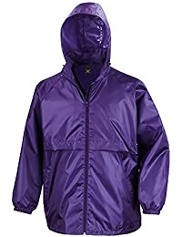 Result Core Unisex Adult Windcheater Windproof Jacket
