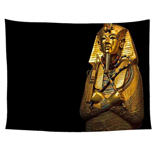 - Clearance Sale!DEESEE(TM)Fashion Tapestry Pattern Fresh Style Egypt Decorative Tapestry Home Decor (N)