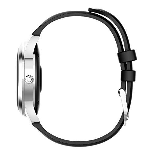 Hot Sale! Women Elegant Smart Watch, NDGA IP68 Waterproof Heart Rate Monitoring Bracelet Fitness for Android iOS Smart Watch (Black) by NDGDA Smart Watch (Image #5)