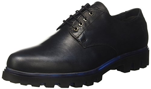 Scarpe Derby Assn Donna blue Sue Nero black U polo s TBnqZxXI
