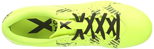 X15 Football de 4 Gelb Core adidas in Solar Jaune Yellow Homme Chaussures Yellow Black Solar aw1IRq
