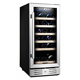 Kalamera freestanding series wine cooler-KRC-120A2