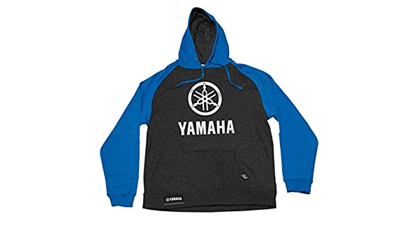 Factory Effex Yamaha Stack Pullover Hoody XX-Large Royal Blue