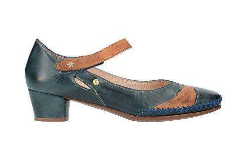 Pour Ocean Marine Femme Escarpins W6r Bleu Pikolinos 5836 wECxqB0xI