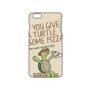 3D Case Cover Cartoon Teenage Mutant Ninja Turtles TMNT Phone Case for iPhone 5c