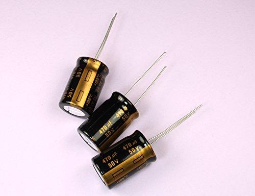 Low Esr Radial Capacitors - 9