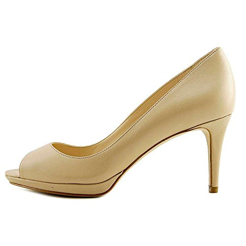 Zapatos Frauen L Nine Vestir De us Mujer West Natur Para Le qf55ngv7Wx