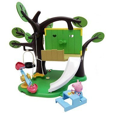 (Peppa Pig Tree House Playset)