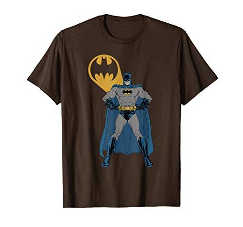 Batman Arms Akimbo Bats T Shirt