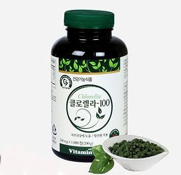 chlorella korea